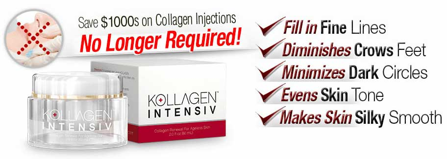 save $1000s on Collagen Injections